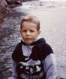 Myles Casey Neuts, August 14, 1987 - February 6, 1998 Taken by violent crime